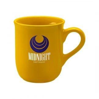 Earthenware Bell Mug