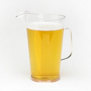 2 pint reusable plastic jug