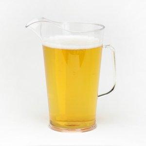 2 pint reusable plastic jug
