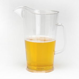 4 pint reusable plastic jug