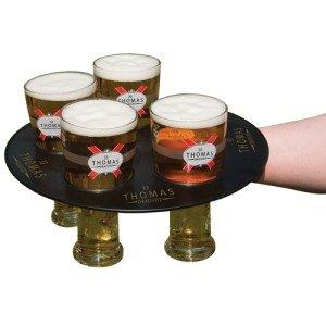 Pint tray