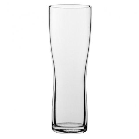 Contemporary pint glass