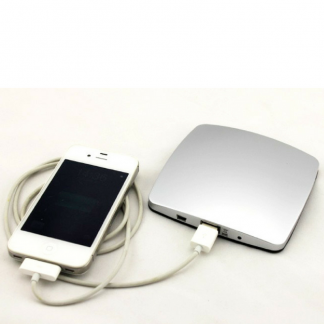 Adhesive Solar Phone Charger