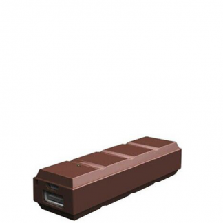 Chocolate Bar Power Charger