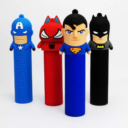 Superhero Power Chargers