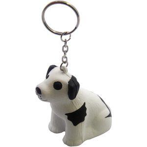 Stress Dog Keyring