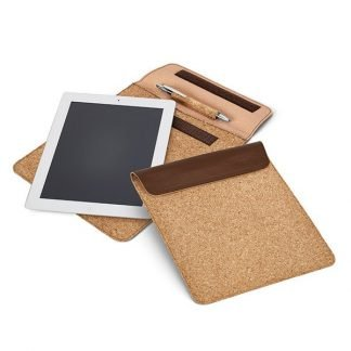 Cork tablet