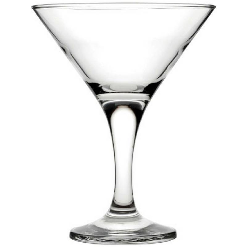 18cl Bistro Martini Glass