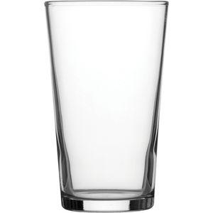 Budget Conical Half Pint Glass