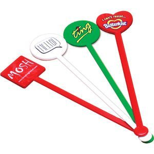 Shaped Drinks Stirrer