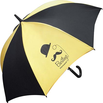 Branded Promotional Executive Umbrellas