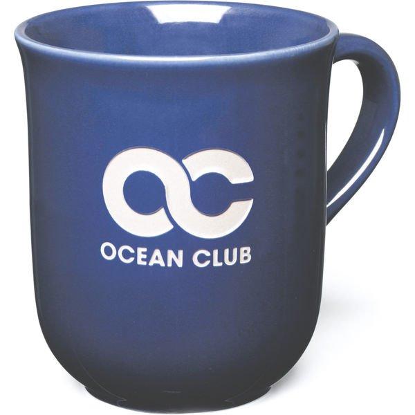 Etched Bell Mug