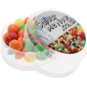 Skittles pot