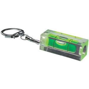 Spirit level key ring
