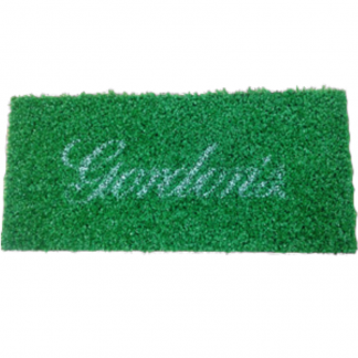 Grass Effect Bar Runner