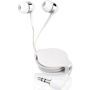 Untangable Earphone Set