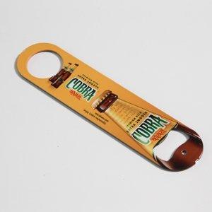 Branded bar blades