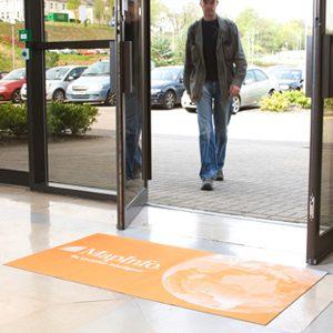 Floor branding