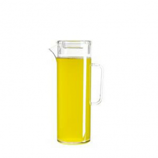 3 Pint Reusable Slim Plastic Jug with Lid