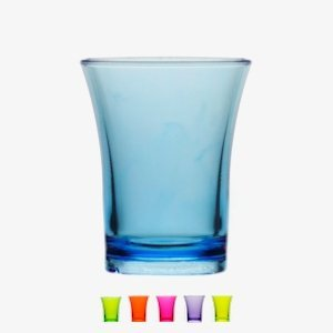 Reusable UV shot glass