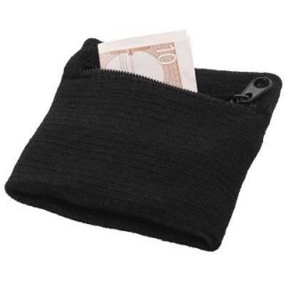 Sweatband with Zipper