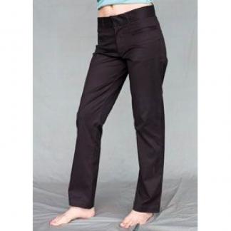 Slim Fit Essential Ladies Trousers
