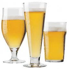 Promotional Beer Glasses