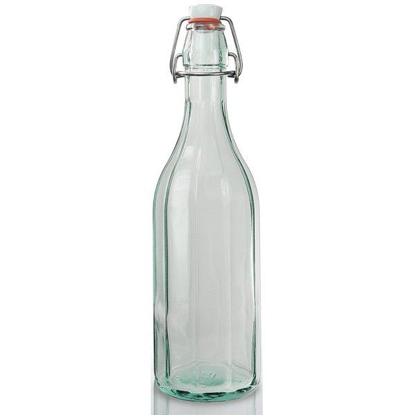 Vintage flip top bottle