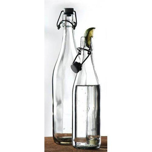 Flip Top Bottle - Ceramic Lid