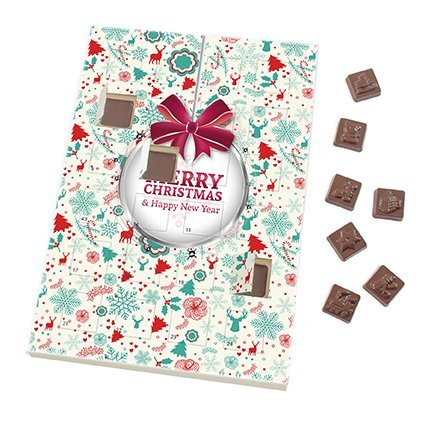 Traditional Large Chocolate Advent Calendars