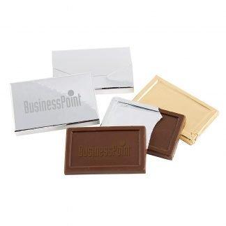 Premium large chocolate pieces