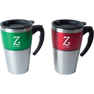 Custom branded thermal mugs