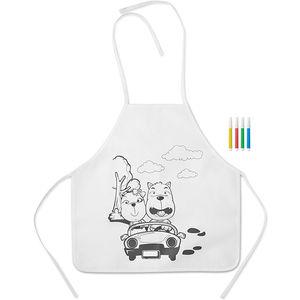 Kids Paint & Cook Apron