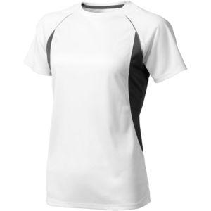 Quebec Short Sleeve Ladies T-Shirt