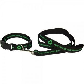 Recycled Pet Lead and Collar