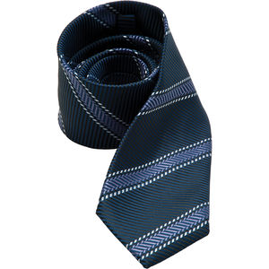 Woven Micro Polyester Tie