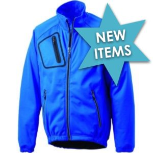 Branded clothing for work and leisure