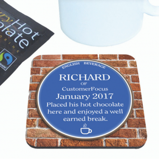 Customised Drinks Coaster