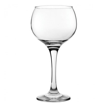 Ambassador gin glass