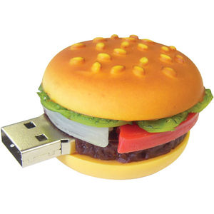 Fast food usb all in one merchandise - Cuisine flash but ...