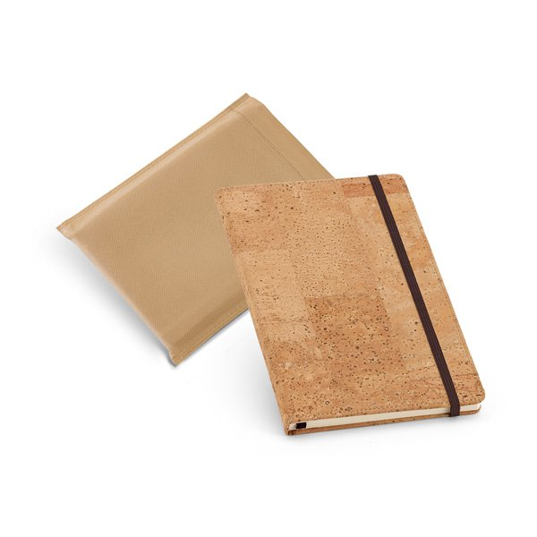 A6 cork notebook