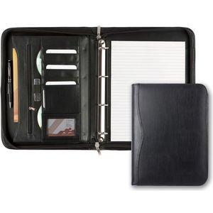 Zipped Ring Binder