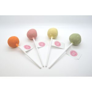 PopTails with Branded Tags