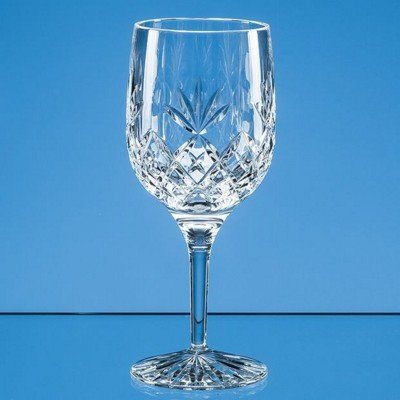 Blenheim Lead Crystal Goblet