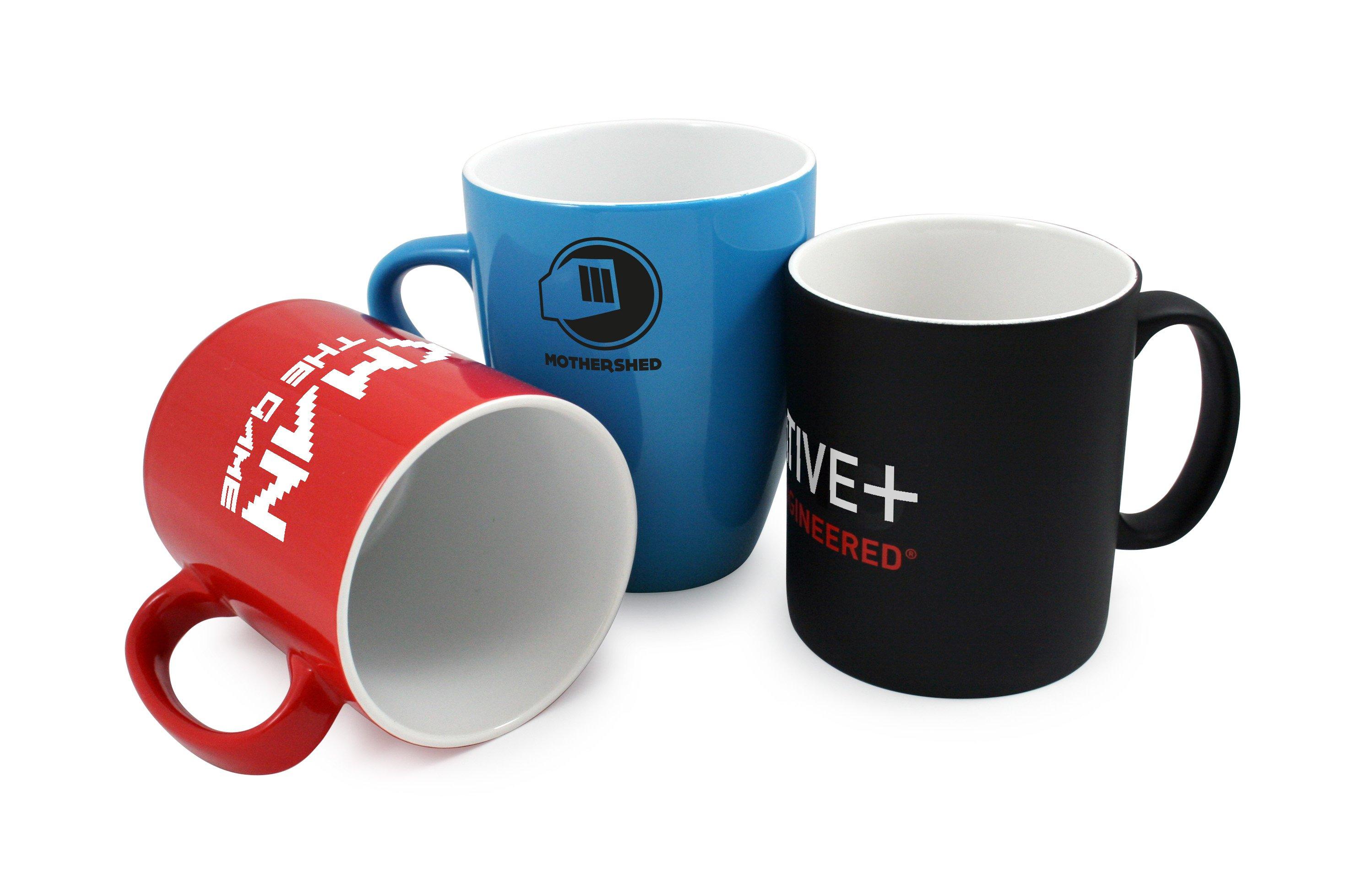 Pantone Matched Mugs