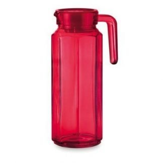 1L Colour Glass Jug