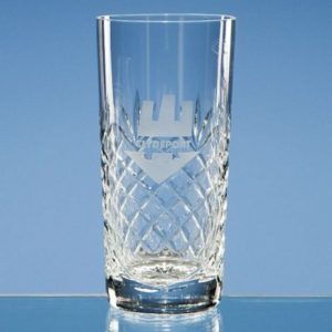 Gallery Lead Hi Ball Glass