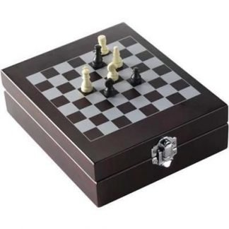 Wine And Chess Set