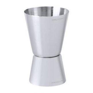 Stainless Steel Spirit Measure