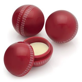 Cricket Ball Shaped Lip Balm